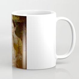 """Thomas Gainsborough """"The Painter's Daughters with a Cat"""" Coffee Mug"""