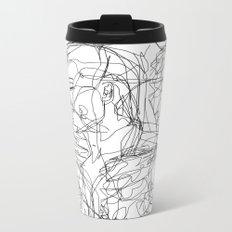 Love on Repeat Metal Travel Mug