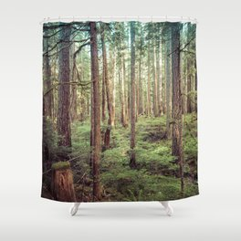 Outdoor Adventure Shower Curtain