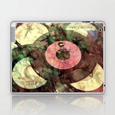 Retro Dance Party Laptop & iPad Skin