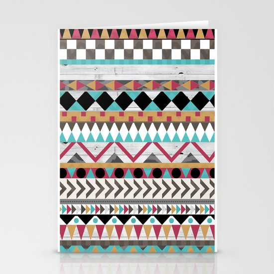 Age of the Aztec Stationery Cards