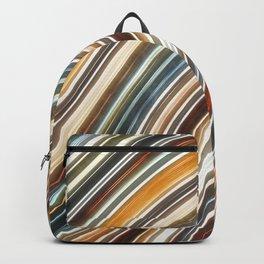 Wild Wavy Lines XV Backpack