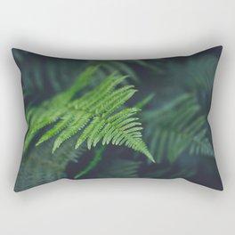 fairy fern Rectangular Pillow