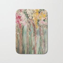 Woods in Spring Bath Mat