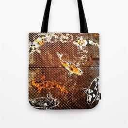Grate Koi! Tote Bag