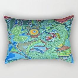 Chiapas Rectangular Pillow