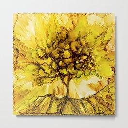 Tree 4 Metal Print