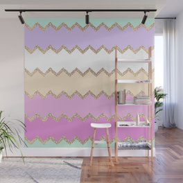 AVALON PINK Wall Mural