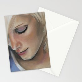 Forever a wallflower Stationery Cards