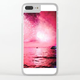 firesky Clear iPhone Case
