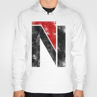 n7 Hoodies featuring N7 new logo by BomDesignz