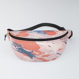Abstract strokes 05 Fanny Pack