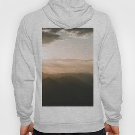 Mountain Sunrise in the german Alps - Landscape Photography Hoody