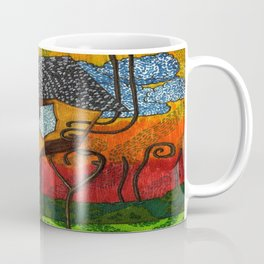 Alice's Tea House Coffee Mug