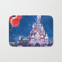 Winter fairy tale Bath Mat