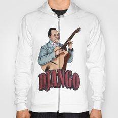 Django Reinhardt Hoody