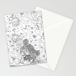 Astral Rider Stationery Cards