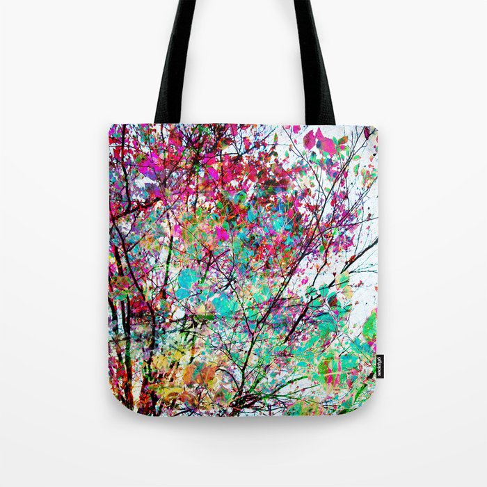 Autumn 8 Tote Bag