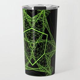 Electro mandala 2 Travel Mug