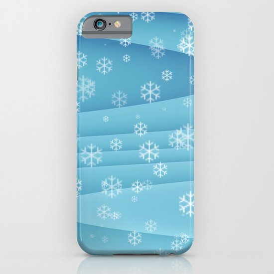 Winter Wonderland iPhone & iPod Case