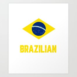 You Cant Buy Happiness But You Can Marry A Brazilian Art Print