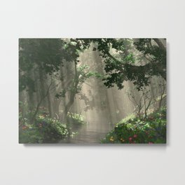 Dapplewood Metal Print
