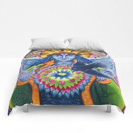 Estrella de la Luz - Angel of New Beginnings Comforters