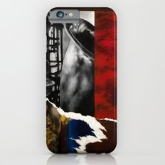 Music Triptych: Saxophone iPhone 6s Slim Case