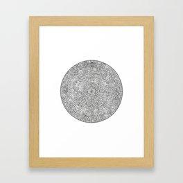 The Inner Hive Framed Art Print