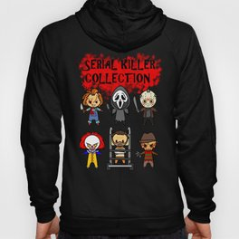 Serial Killer Collection Hoody
