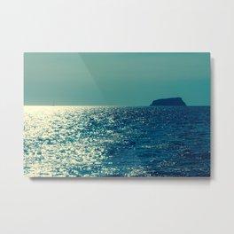 Santorini, Greece 18 Metal Print
