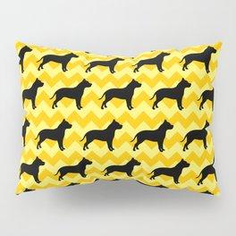 Fabulous pitbull Pillow Sham