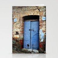 door Stationery Cards featuring door by  Agostino Lo Coco