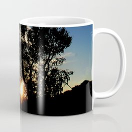 Just Enough Light for the Next Step in My Journey Coffee Mug