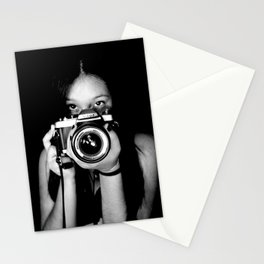 Self-Portrait Stationery Cards