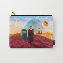 The 13th Doctor who at gallifrey planet iPhone 4 4s 5 5c 6 7, pillow case, mugs and tshirt Carry-All Pouch