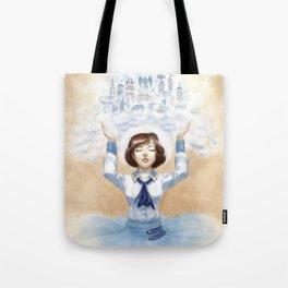 The Lamb's Vision Tote Bag