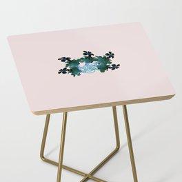 Marine halo Side Table