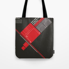 Floppy Disk Tote Bag