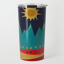 Textures/Abstract 126 Travel Mug