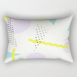 Bobby 90s Graphic Rectangular Pillow