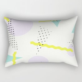 Bobby 90s Graphic Rectangular Pillow