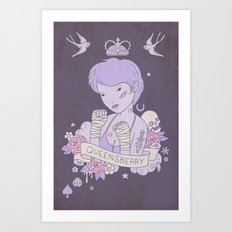 queensberry Art Print