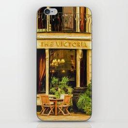 The Victoria iPhone Skin