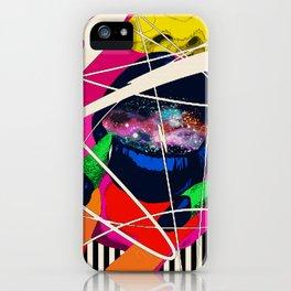Cosmic Girl iPhone Case