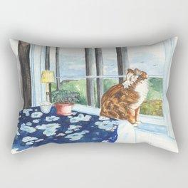 Scandia Cat Rectangular Pillow
