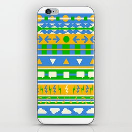 Thoughts iPhone Skin