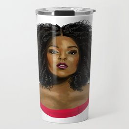 Big Girl, Small World Travel Mug