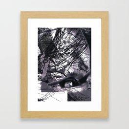 Vuelvo a mí I Framed Art Print