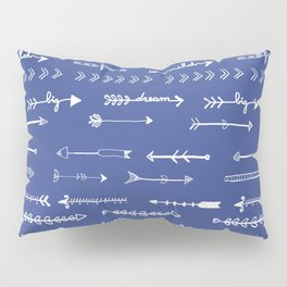 Follow  your own path arrows Pillow Sham